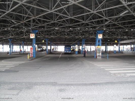 Autobusová stanica Brno