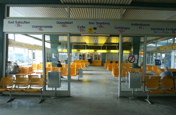 Autobusová stanica Berlín