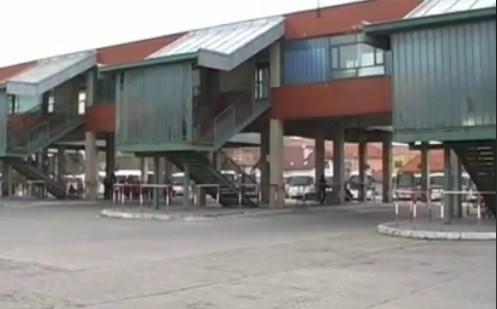 Autobusová stanica Dunajská Streda