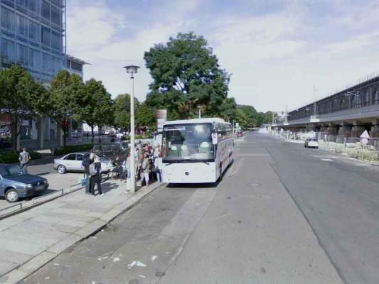 Autobus Drážďany