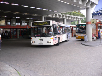 Autobus Kolín