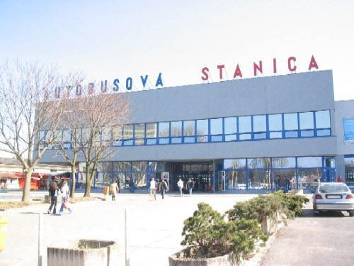 Autobusová stanica Košice