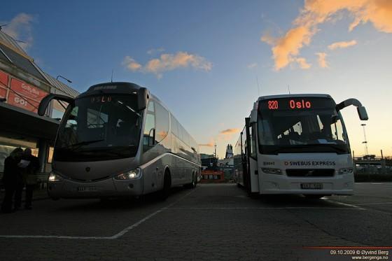 Autobusová stanica Malmö