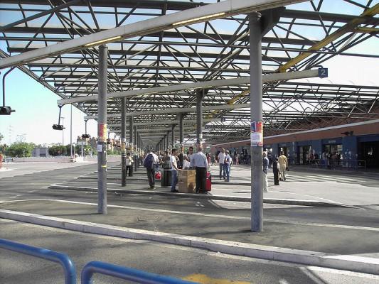 Autobusová stanica Roma