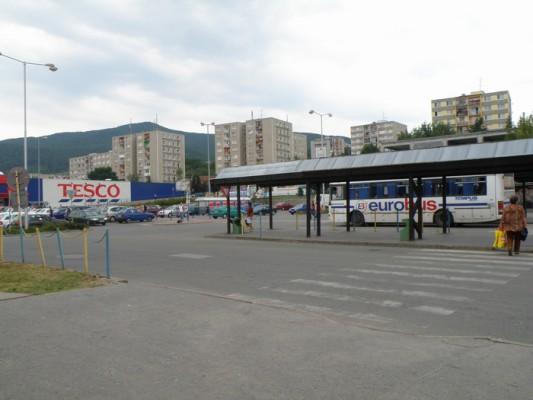 Autobusová stanica Rožňava