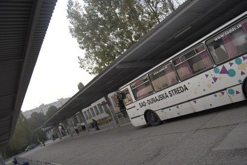 Autobus Šamorín