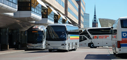 Autobusová stanica Štokholm