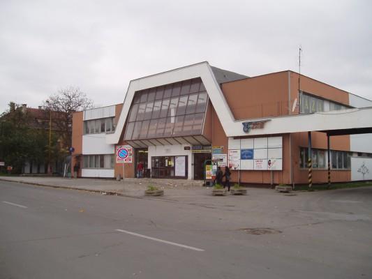 Autobus Vranov nad Topľou