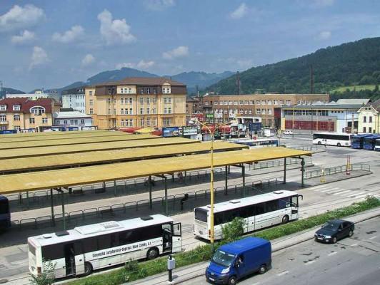 5536fecce AUTOBUS ŽILINA - Lístok na Bus Odchody Príchody