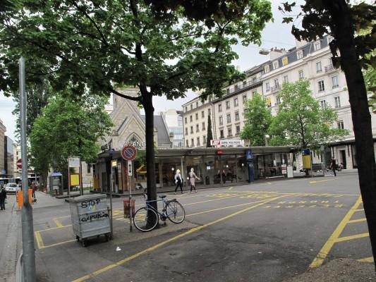 Autobus Ženeva