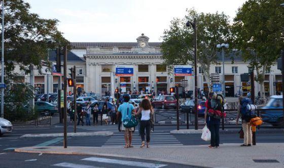 Autobusova stanica Avignon