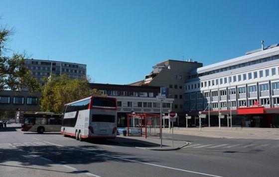 Autobus Klagenfurt