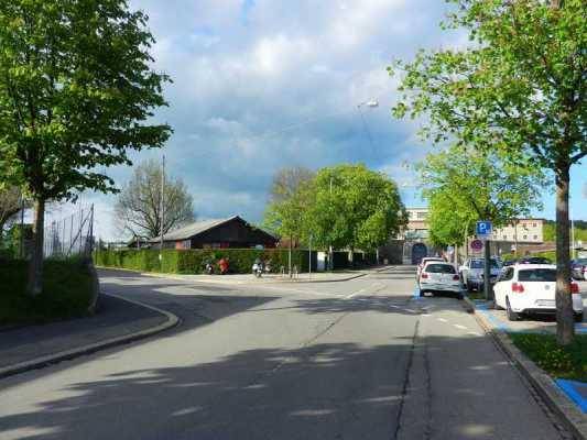 Autobus Lausanne