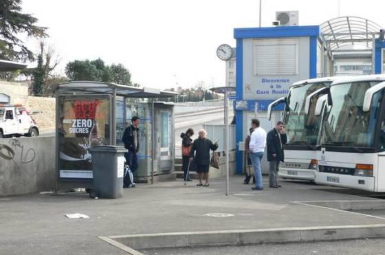 Autobus Montpellier
