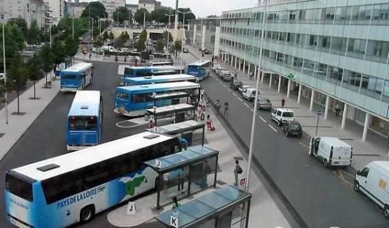 Autobus Nantes