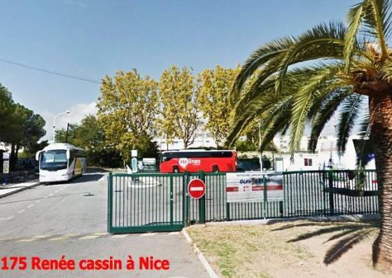 Autobusova stanica Nice