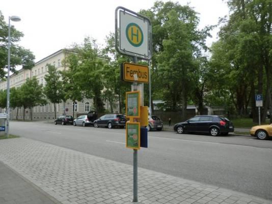 Autobus Regensburg