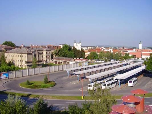 Autobus Uherské Hradiště