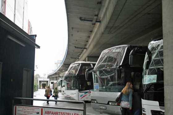 Autobus Viedeň Erdberg