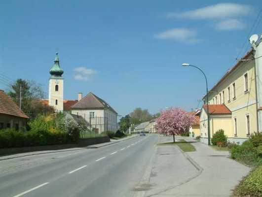 Autobus Wolfsthal