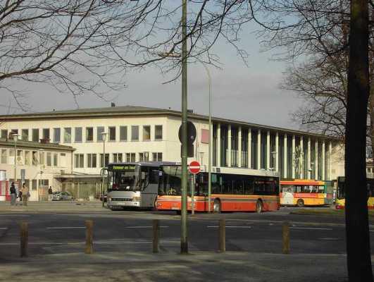 Autobus Würzburg