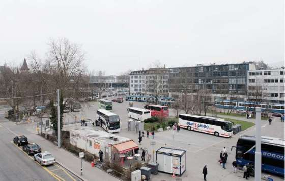 Autobus Švajčiarsko