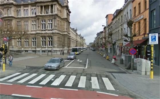 Autobusová stanica Antwerpen