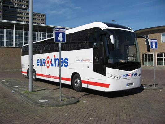 Autobus Amsterdam