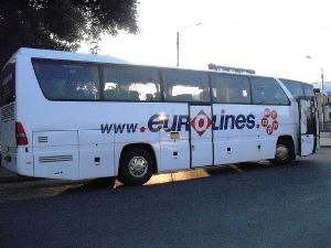 Autobusová stanica Atény