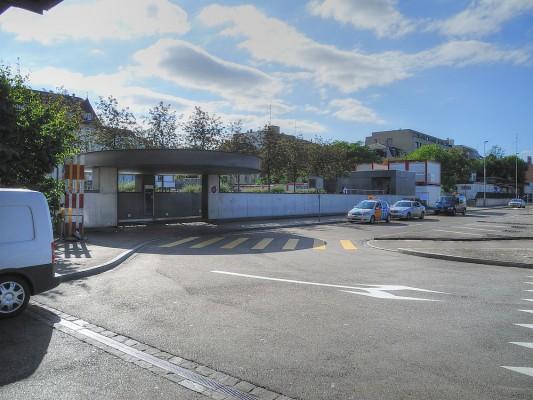 Autobusova stanica Bazilej
