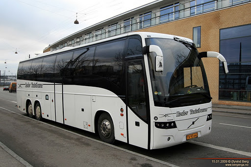 Autobus Kodaň