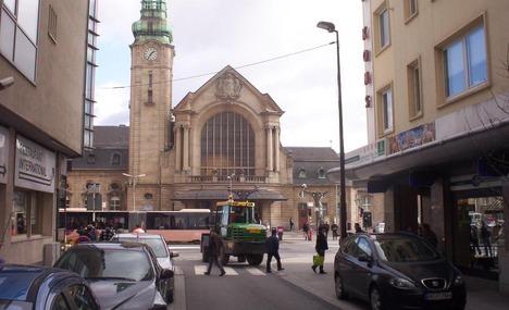 Autobusy Luxemburg