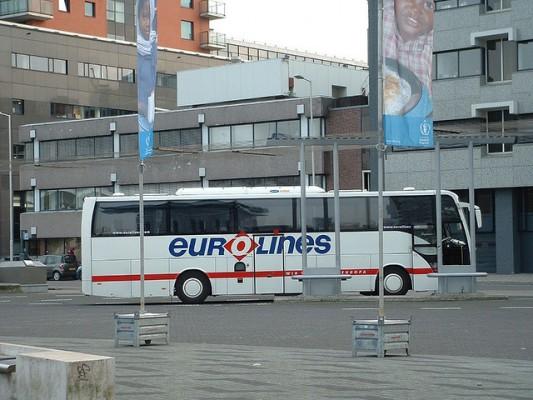 Autobus Rotterdam