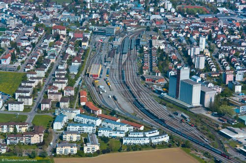 Autobusova stanica St. Gallen